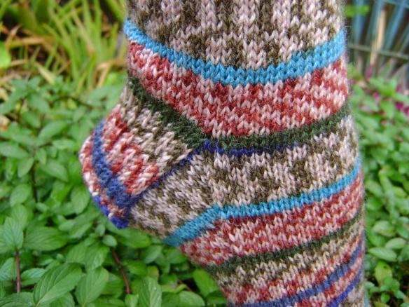 A Good Plain Sock 3