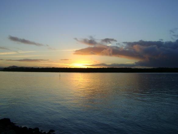 Noosaville Sunset 18-7-13