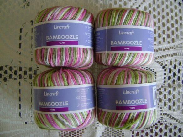 Lincraft Bamboozle Pink 01