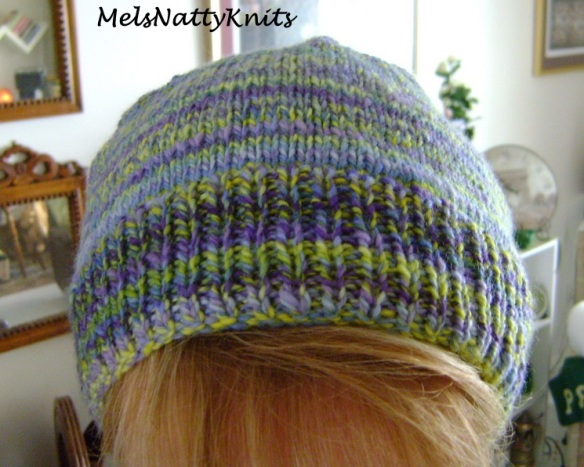 Anemone Handspun Hat 01